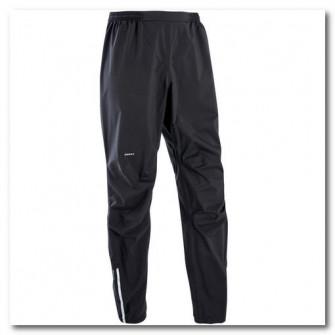 Pantalon Impermeabil Trail Running Negru Barbati