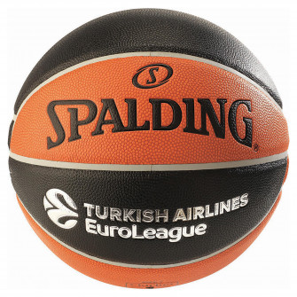 Minge Baschet SPALDING TF1000 EuroLeague Marimea 7 Adul