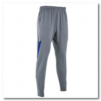 Pantalon Fotbal TRX Gri/Albastru Adulti