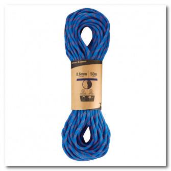 Coarda Dubla Rapel 8.6 mm x 50 m Albastru