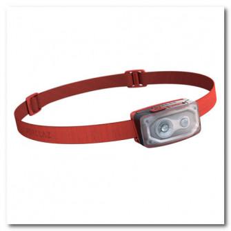Lanterna frontala reincarcabila BIVOUAC 500 USB Rosu 10