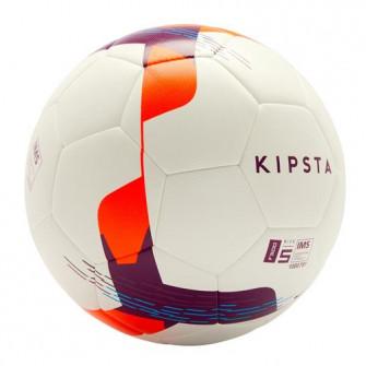 Minge Fotbal Hybride F500 Marimea 5 Alb