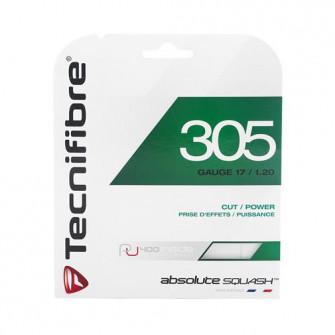 Cordaj Squash Technifibra TF 305 1.20 Verde