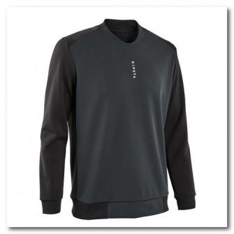 Bluza Fotbal T100 Negru