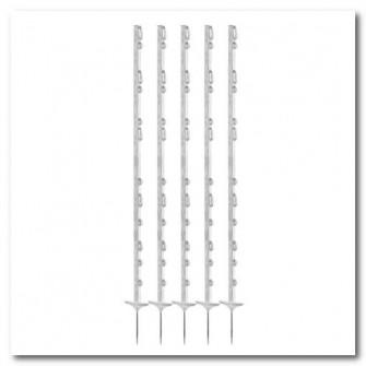Set Tarusi Echitatie PVC/Titan pentru Gard -160cm x5