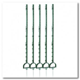 Set Tarusi Plastic Echitatie Verde 160 cm x 5