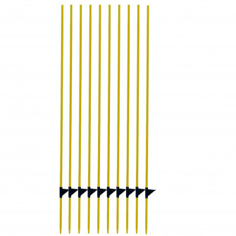 Tarus Fibra de Sticla pentru Gard Echitatie x10