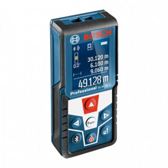 Telemetru cu laser, Bosch Professional GLM 50C, 0601072