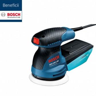 Slefuitor cu excentric, Bosch Professional GEX 125-1 AE