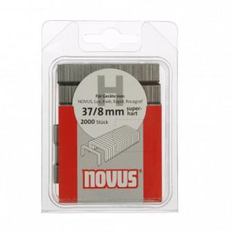 Cleme subtiri, Novus H 37, 8 mm, set 2000 bucati