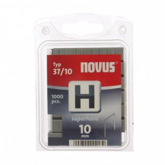 Cleme subtiri, Novus H 37, 10 mm, set 1000 bucati