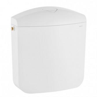 Rezervor WC cu montaj pe vas, Geberit Duo AP117, action