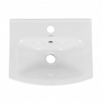 Lavoar Cersanit Cersania K11 - 0050, alb, dreptunghiula