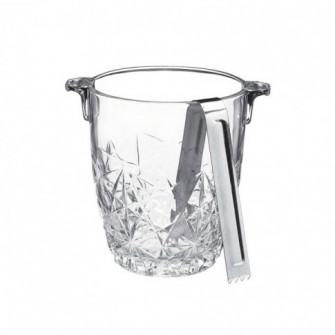 Ghetiera sticla 900 ml + cleste inox Dedalo