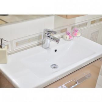 Lavoar Arthema Porto Plus 85P - A/D, alb, dreptunghiula