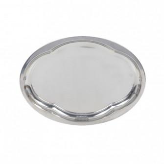 Tava ovala pentru servire, din inox, 251, 35 x 26.4 x 2