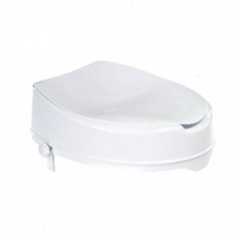 Inaltator WC, cu capac, Davo Pro 38065, alb, 36 x 40 x