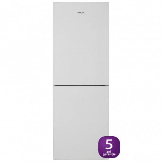 Combina frigorifica Arctic AK603502-4+, 331 l, clasa A+, inaltime 201 cm, termostat reglabil, Garden Fresh, Mix Zone, Fast Freeze XL Zone, alba