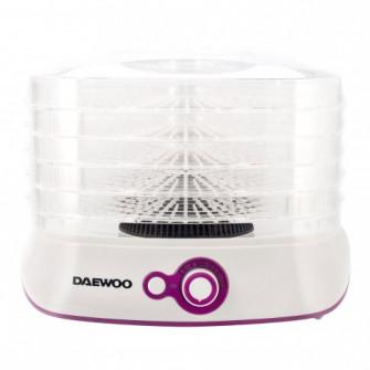 Deshidrator de alimente Daewoo DD450W, 500 W, 5 tavi, 3