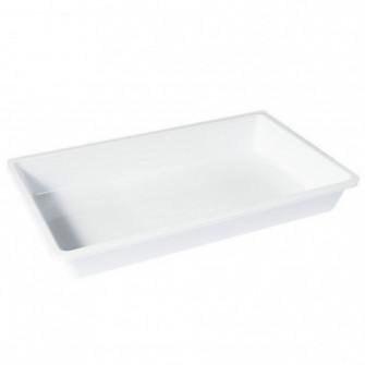 Tava dreptunghiulara pentru servire, din plastic, Plast