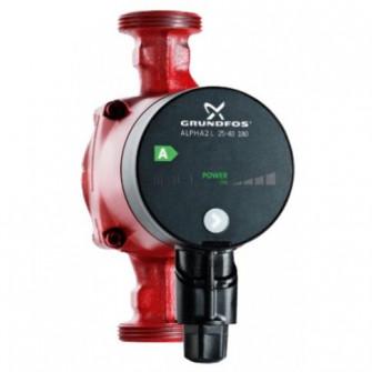 Pompa de circulatie Grundfos Alpha2 L 32-40 180, H max.