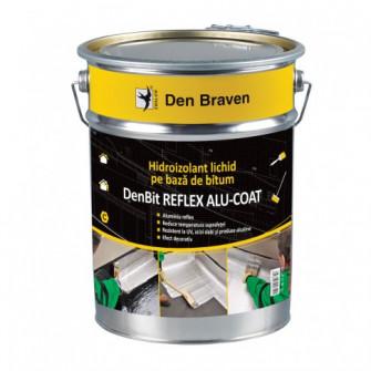 Hidroizolant lichid Den Braven Denbit Reflex ALU-Coat 9