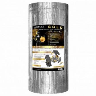 Folie termoizolanta Isoflect Gold, 5 straturi, 1.2 x 17