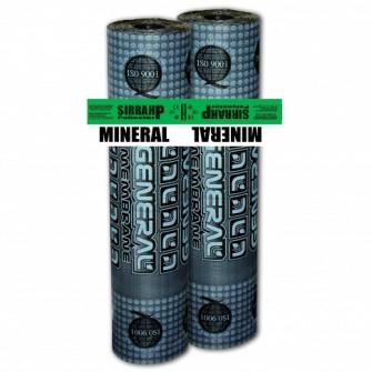 Membrana bituminoasa Sirrah P Mineral, cu armatura din