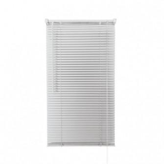 Jaluzele orizontale din pvc, 100 x 160 cm, alb