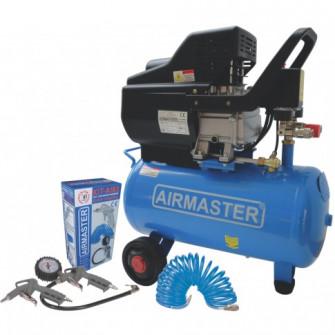 Compresor aer cu piston, cu ulei,  Airmaster 210/24, 1.