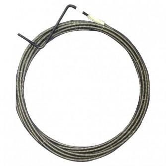Cablu pentru desfundat canale, D 10 mm, 15 ml