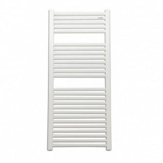 Radiator baie Radox Scala, portprosop, drept, alb, 450