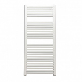 Radiator baie Radox Scala, portprosop, drept, alb, 400
