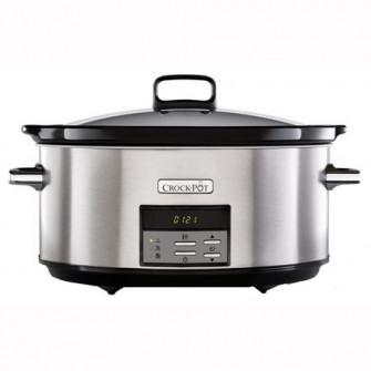 Slow cooker Crock-Pot CSC063X-01, 7.5L Digital, vas cer