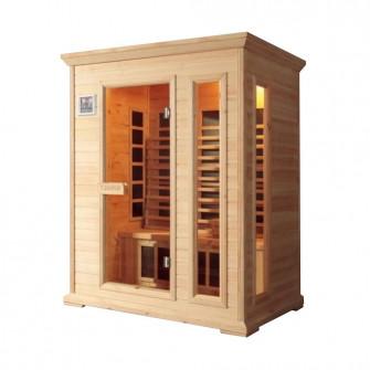 Sauna cu infrarosu WS-27SP, 1635 x 1105 x 2008 mm, capa