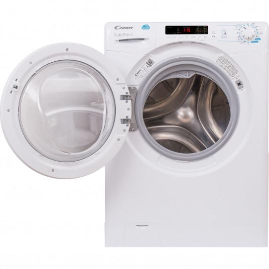 Masina de spalat rufe Slim Candy SMART CSS4 1272D3/1-S, 7kg, 1200rpm, Clasa A+++, Alb