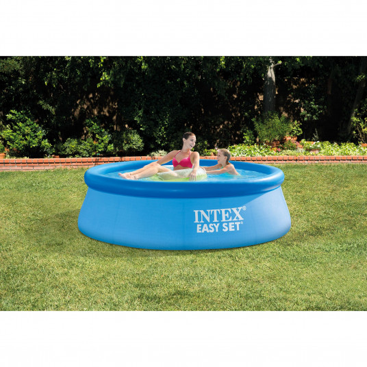 Piscina Intex Easy Set fara filtru, 2.44m x 76cm