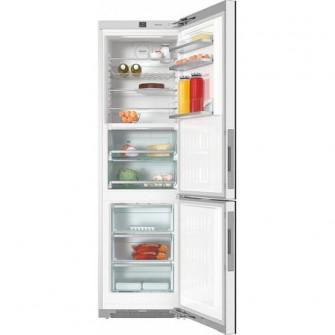 Combina frigorifica Miele KFN 29683 D OBSW, 343 l, NoFr