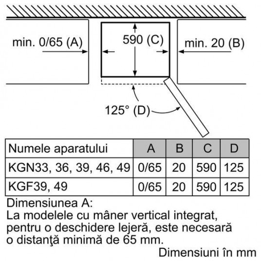 Combina frigorifica Neff KG7393I30, 366 l, Clasa A++, Multi-AirFlow, AirFreshFilter, H 203 cm, Inox antiamprenta