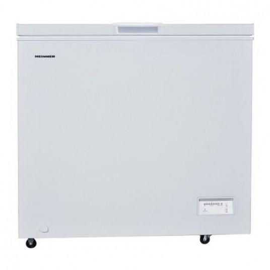 Lada frigorifica Heinner HCF-205NHA+, 200 l, Clasa A+, Alb, Winter Protection