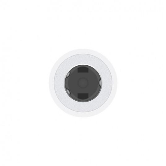 Adaptor Apple pentru Jack 3.5mm de la Lightning, MFI