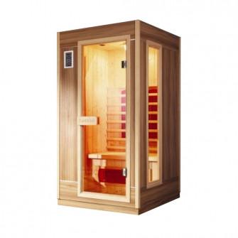 Sauna cu infrarosu WS-100FB, 1000 x 1050 x 1900mm, capa