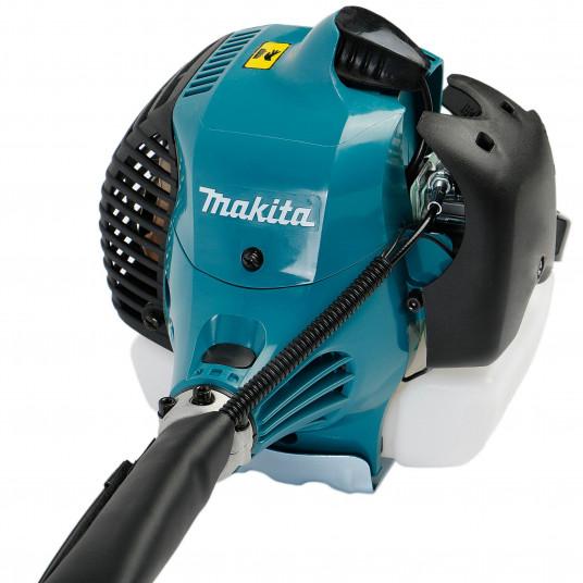 Motocoasa Makita EM2600U, 1.2 CP, 25.7 CC, 2 timpi, 23/43 cm latime lucru, aprindere electronica, 0.6 l, benzina