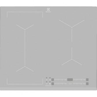 Plita incorporabila Electrolux EIV63440BS, Inductie, 4