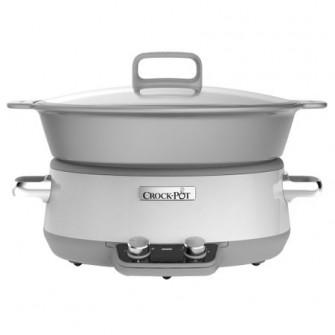 Slow cooker Crock-Pot CSC027X-01, 6.0 l, Digital, Vas d