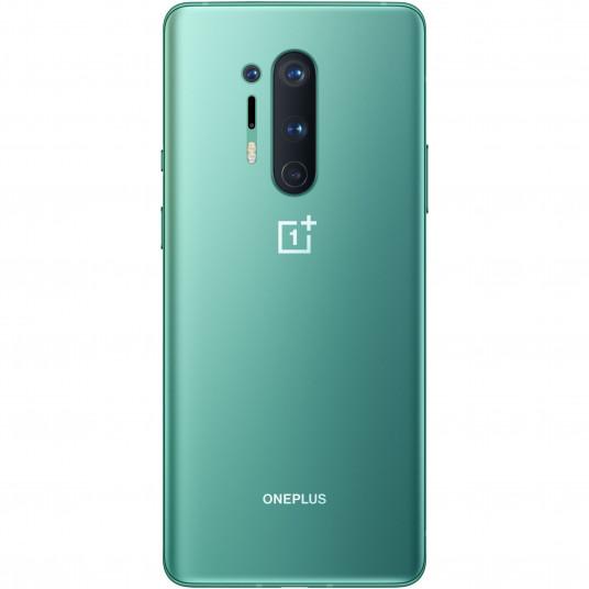 Telefon mobil OnePlus 8 Pro, Dual SIM, 256GB, 12GB RAM, 5G, Glacial Green