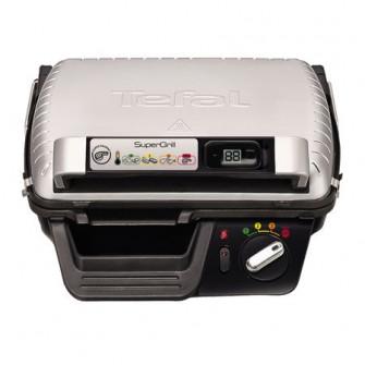 Gratar electric cu timer Tefal Super grill GC451B12, 20