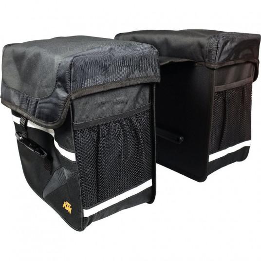 Geanta transport 32 L KTM Rack Carrier Bag Double Europa,negru