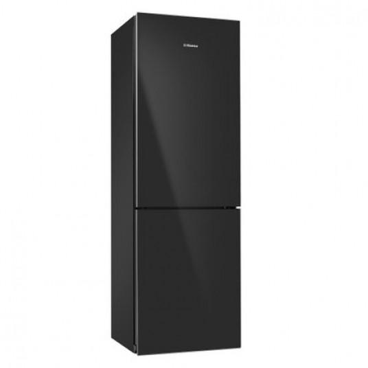Combina frigorifica Hansa FK339.6GBF, 293 l, Clasa A+, H 185 cm, Negru
