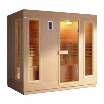 Sauna traditionala WS-203FX, 2000 x 1200 x 1900 mm, cap